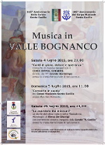 musica in valle bognanco