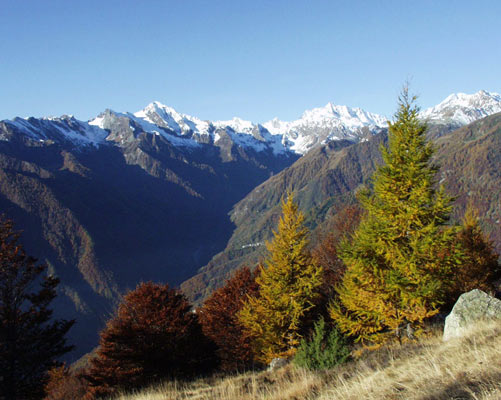 MONTAGNE IN AUTUNNO