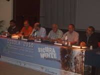 Conferenza stampa canyoning in val Bognanco